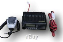 Icom IC-F5061D ICF5061D VHF 136-174 512 channel 50W Mobile IDAS Digital HAM