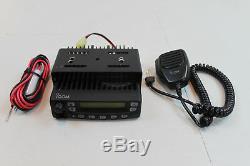Icom IC-F521 ICF521 VHF 136-174 MHz, 256 CH, 50W Mobile Radio
