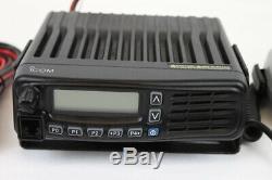 Icom IC-F6061 45 Watts 400-470 Mhz 512 Channels Analog HAM