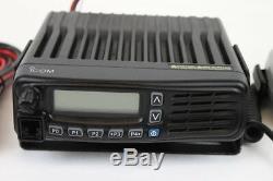 Icom IC-F6061D IDAS Digital 45 Watts 400-470 Mhz 512 Channels HAM
