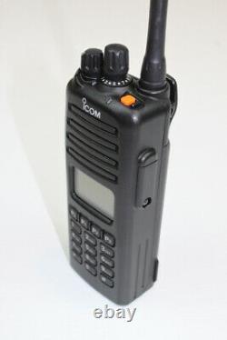 Icom IC-F70T (13) F70T VHF 136-174 256 Channel 5W Full Keypad MDC