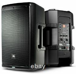 JBL EON610 Mint10 Two-Way Multipurpose Powered Sound Reinforcement Speaker