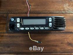 KENWOOD TK-7180 VHF 136-174 MHz Mobile Radio, 30W, 512 Ch withAcc (TK-7180-K)