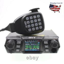 KT-780PLUS UHF400-480MHz 75W Long Distance Car Two Way Radio QYT KT780Plus