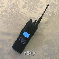 Kenwood EFJohnson Viking VP600 Model II 242-5720 UHF R1 Gray P25 Conventional