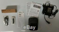 Kenwood NX-5400 K3 7/800 Portable Loaded Options P25 Phase 1 Phase 2 DMR