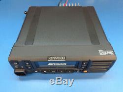 Kenwood NX-5800 K UHF Digital Transceiver NXDN DMR P25
