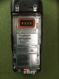 Kenwood NX5300 K2 UHF 450-520MHz 5Watt Digital Handheld Two-way Radio
