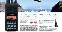 Kenwood TH-K20A 2 Meter 144-148MHz 5 Watt Portable Two Way Amateur Ham Radio