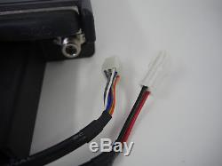 Kenwood TK-5910-K 700/800MHz P25 Transceiver Remote Control Head Radio