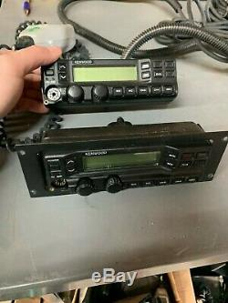 Kenwood TK-790/890 Dual head Band UHF VHF Two way mobile radio Pyramid Repeater