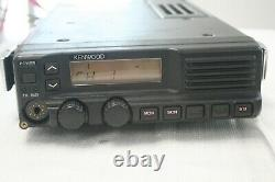 Kenwood TK-790-H VHF 148-174 MHz 100W Mobile Radio with Accesories