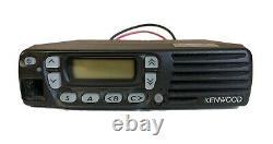 Kenwood TK-8160 H Mobile Vehicle Radio, UHF 450-490 Mhz, 40 Watts, 128 CH
