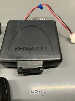 Kenwood TK-8180HK HIGH POWER TWO WAY MOBILE UHF RADIO 450-512MHZ