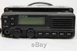 Kenwood TK5710 TK-5710 VHF 50 Watts 136-174 Mhz P25 Basic Head Dash Mount