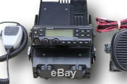 Kenwood TK690H TK-690H Lowband VHF 110 Watts 40-50 Mhz ADV Head
