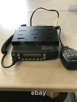 Kenwood UHF Mobile Two Way Radio TK8180H K2 400-470 MHz