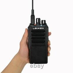 LEIXEN Two Way Radio NOTE Big 25W Transmit Power Ham Long-Distance Walkie Talkie