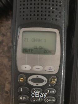 Lot Of 5 Motorola XTS 5000 Digital Two Way Radio H18UCH9PW7AN P25 700-800MHz Mic