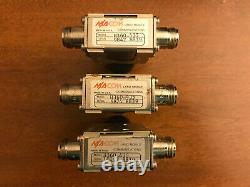 MA-COM MACOM H360 Circulator Isolator UHF 440-450MHz Tuneable with30Watt Load 70cm