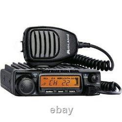 MIDLAND Radio MXT400 MicroMobile Two-Way Radio UHF GMRS 40/25/5 watt