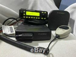 MOTOROLA 110 WATT REMOTE MOUNT MCS2000 UHF 403-470 MHz AMATEUR etc. MOBILE RADIO