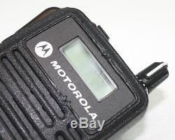 MOTOROLA HMN4104 APX Speaker Mic for APX Models (Scratch & Dent)