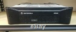 MTR2000 UHF 100 Watt Repeater T5544A Good Condition 430-470 Tested w power cable