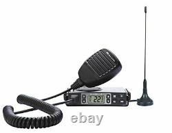 Midland MXT105 GMRS Two-Way Radio with 15 Channels & 142 Privacy Codes