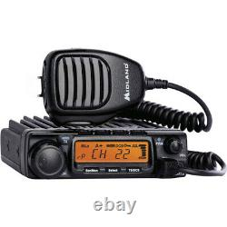 Midland MXT400 Authorized Reseller MicroMobile Two way Radio, 15 Channels 40W