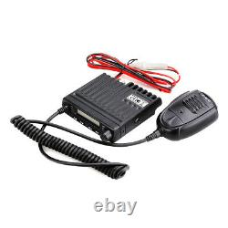 Mobile Retevis RT98 VHF Transceiver 15W 199CH 51CTCSS/1024DCS Two Way Radios+USB