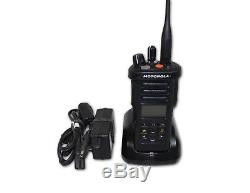 Motorola APX 4000 APX4000 900Mhz BLUETOOTH GPS SMARTZONE