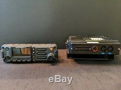 Motorola APX 4500 P25 TDMA X2 Digital Mobile radio 700-800 mhz M22URS9PW1AN