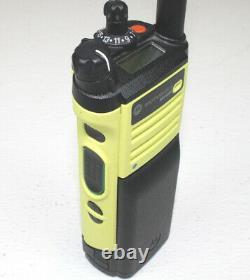 Motorola APX 6000 APX6000 VHF Model 2.5 PHASE 2 P25 Trunking BlueTooth