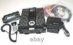 Motorola APX 6500 UHF R1 HP (380-470 MHz) 110W 1000 Ch Mobile Radio (P25)