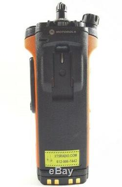 Motorola APX 7000 Dual Band UHF R2 450-520 / 764-869 MHz TDMA Phase II P25 Radio