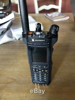 Motorola APX 7000 Two-Way Radio 7/800Mhz/VHF