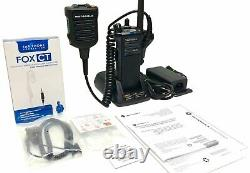 Motorola APX APX6000 P25 TDMA Digital Radio VHF 136-174MHz ADP AES H98KGD9PW5BN
