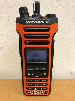 Motorola APX4000XH BT P25 Phase 2 TDMA BRAND NEW BATTERY CODE DATE 1924