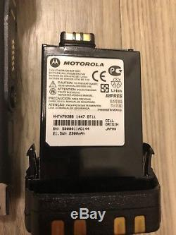 Motorola APX8000 VHF/UHF/7-800 Phase II P25 Portable Radio