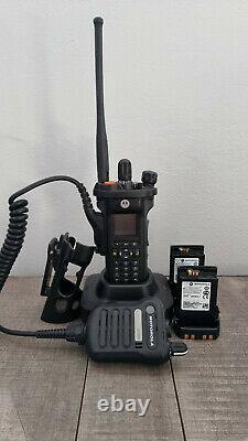 Motorola APX8000XE P25 Phase II Portable Radio