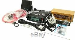 Motorola ASTRO XTL 5000 VHF P25 9600 Mobile Radio 05 Head Keypad 136-174 MHz 50w