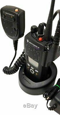 Motorola ASTRO XTS 2500 II 7/800MHz P25 9600 Digital Radio ADP IMPRES SMARTZone