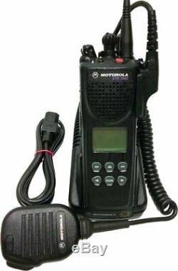 Motorola ASTRO XTS3000 Model II 800 MHz Digital Two Way Radio Smartzone Omnilink