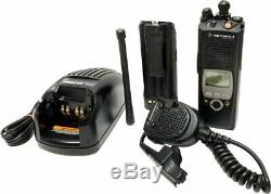 Motorola ASTRO XTS5000 VHF P25 Digital Radio Police Fire EMS AES DES ADP IMPRES