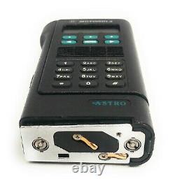 Motorola Astro Saber 3 III VHF 136-174Mhz Radio H04KDH9PW7AN Q806 H14 H101 Q498