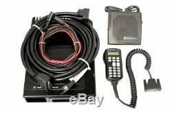Motorola Astro Spectra PLUS VHF 110 Watts 255 Ch 146-174 Mhz W3 2.5kHz HAM