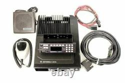 Motorola Astro Spectra UHF 100 Watts 255 Ch 450-485 Mhz W7 HAM
