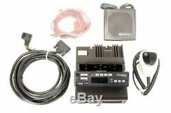 Motorola Astro Spectra UHF 40 Watts 128 Ch 450-482 Mhz W5 HAM (Remote Mount)
