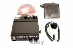 Motorola Astro Spectra UHF 40 Watts 128 Ch 470-520 Mhz W4